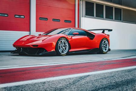 Este Ferrari P80/C es el one-off más radical de Maranello: sólo para circuito y basado en el 488 GT3