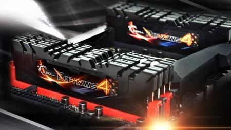 G.Skill tiene la DDR4 más rápida del mundo con kit Ripjaws 4 de 128GB