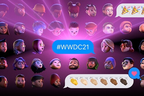 Presentación WWDC21 de Apple: ¡VIVE la keynote con nosotros!