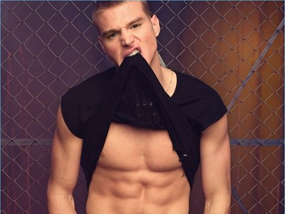 Modelo del momento: Matthew Noszka