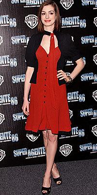 El look de la semana 22/28 de Junio: Anne Hathaway