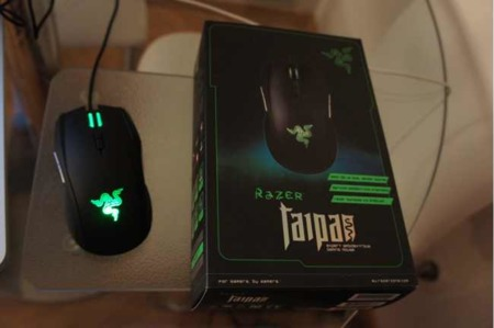 Razer Taipan, un ratón muy completo
