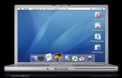 iFizzle, maneja un Ordenador Mac virtualmente