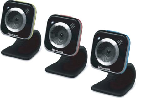 Webcam VX-5000 de Microsoft, para adictos al Messenger