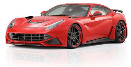 N-Largo, el Ferrari F12 de Novitec Rosso