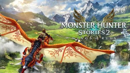 Monster Hunter Stories 2: Wings of Ruin revela que recibirá una demo este mes con otro espectacular tráiler [E3 2021]