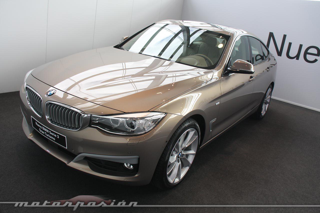 Foto de BMW Serie 3 GT (Presentación estática) (8/43)