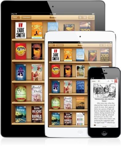 Apple lanza iBooks 3 junto a una nueva versión de iBooks Author