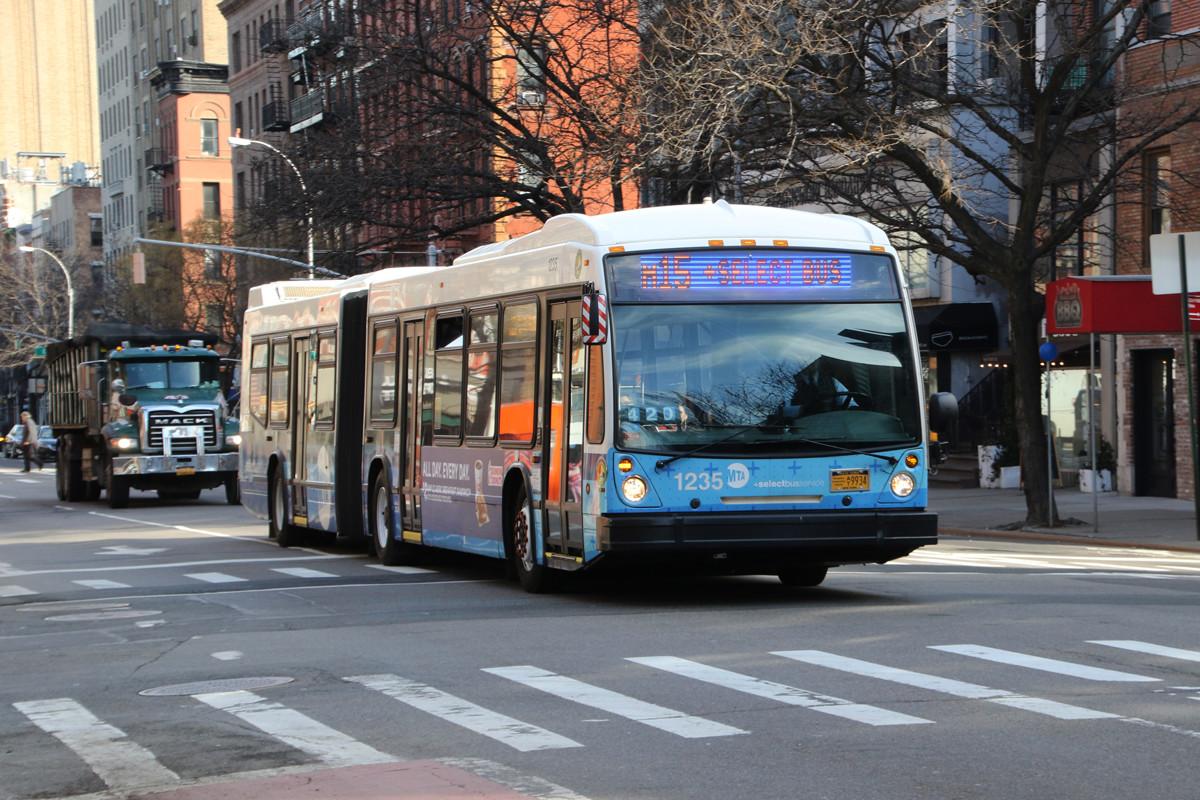Nueva York ha prohibido el coche en una avenida principal. Sus buses son ahora un 30% más rápidos