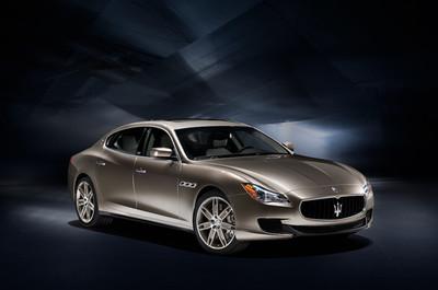 Uno de 100, la edición limitada del Maserati Quattroporte personalizado por Ermenegildo Zegna