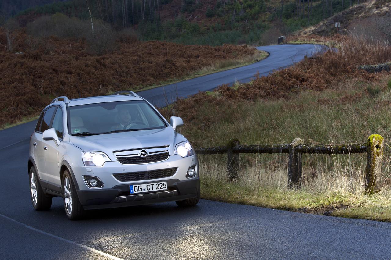 Foto de Opel Antara 2011 (14/38)