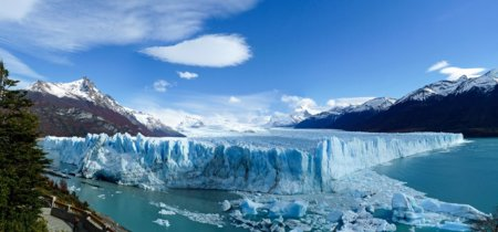 Después de cuatro años, volvió a romperse el Glaciar Perito Moreno (Vídeo)
