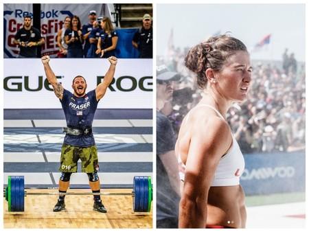 Estos son los ganadores de los CrossFit Games 2019