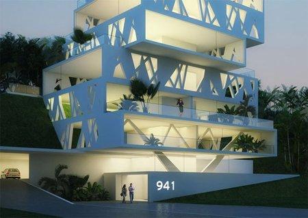 The Cube, apartamentos de lujo en Beirut