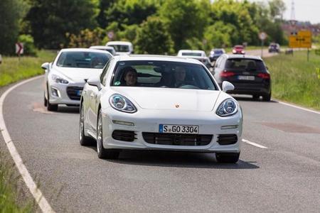 Porsche Panamera S E-Hybrid, solo 4,4 l/100 km en conducción real
