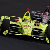 Simon Pagenaud se lleva sus primeras 500 millas de Indianápolis tras un espectacular duelo con Rossi