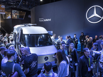 Conectividad, salud o electrificación, las novedades de Mercedes-Benz en el CES 2017