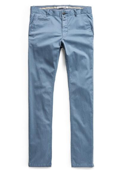 pantalon chino celeste