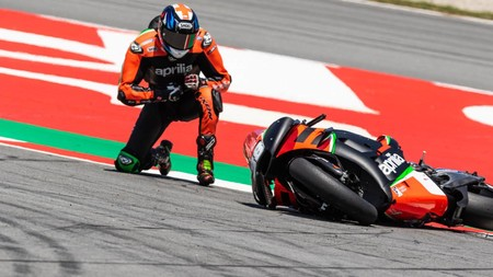 Bradley Smith Barcelona Motogp 2019