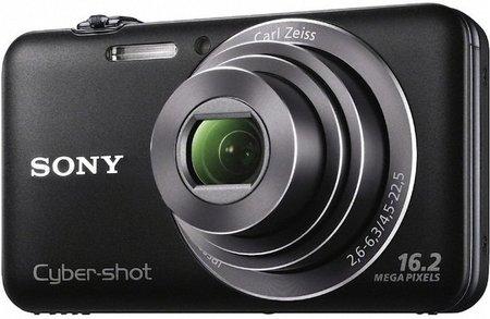 Sony Cybershot WX30 y TX55 disponibles en México