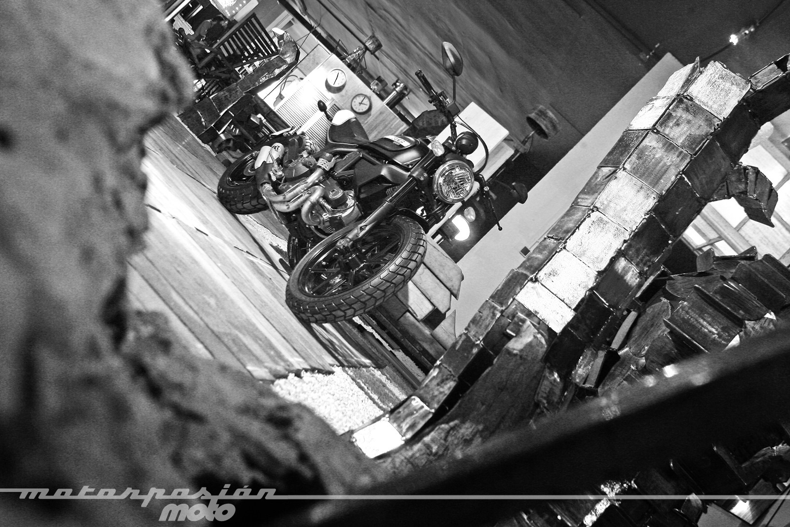 Foto de Ducati Scrambler, presentación 1 (39/67)