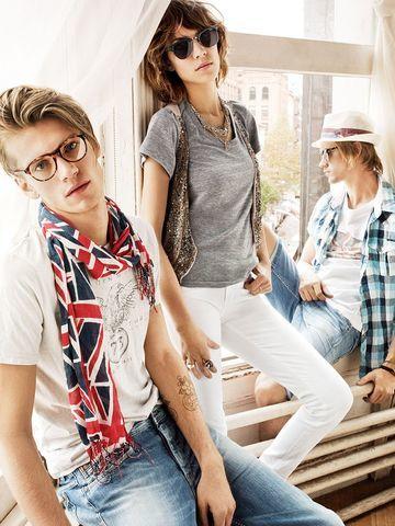 La campaña completa de Pepe Jeans para Primavera-Verano 2010