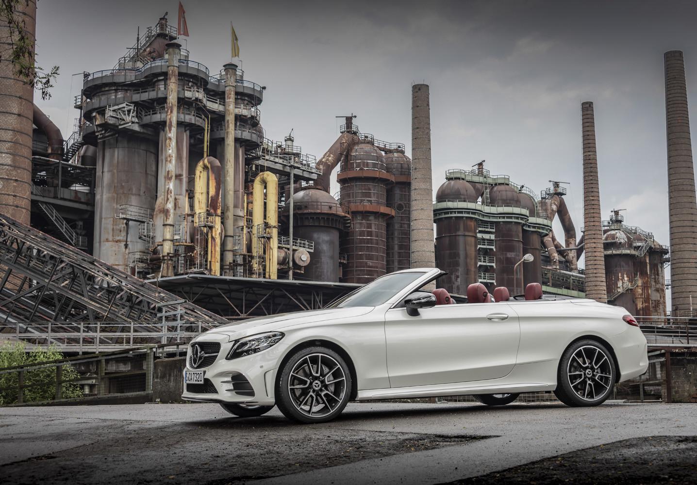 Foto de Mercedes-Benz Clase C 2018, toma de contacto (65/255)