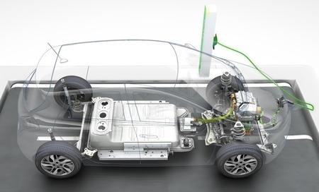 Renault ZOE transparente 05