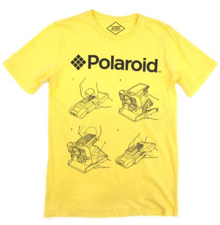 Polaroid Altru amarilla