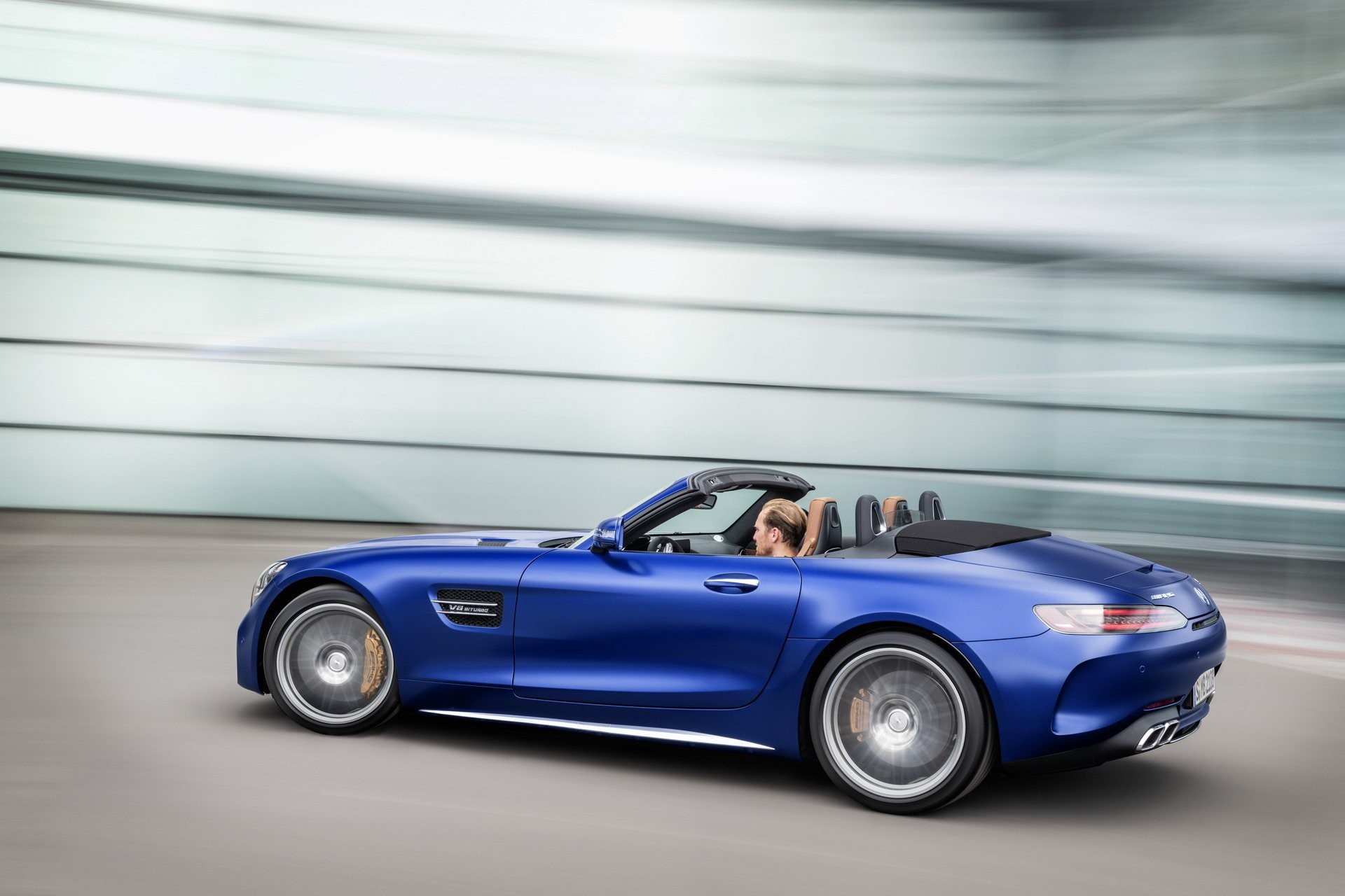 Foto de Mercedes-AMG GT 2020 (21/44)