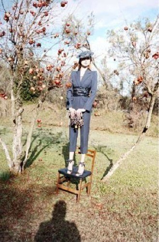 Foto de Más imágenes de la campaña de Marc Jacobs Primavera-Verano 2009 con Raquel Zimmerman (14/20)