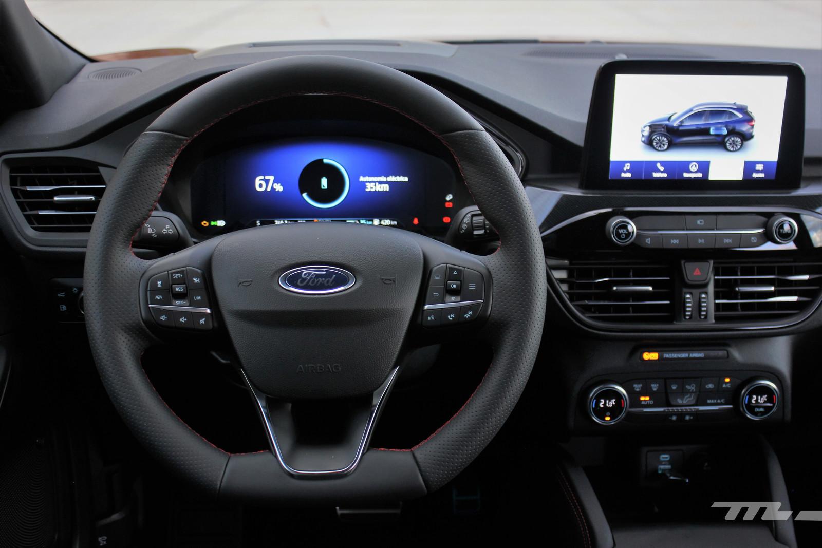 Foto de Ford Kuga 2020 - prueba (48/55)