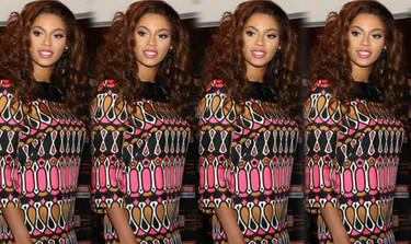 Beyoncé utiliza a una doble