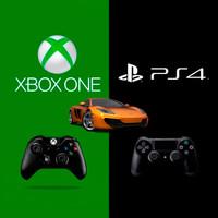 Xbox One, PS4 y los juegos de coches en su lanzamiento