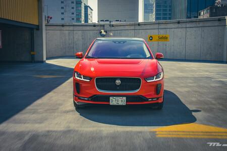 Jaguar I Pace Prueba De Manejo Mexico Opiniones 40
