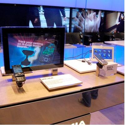 Nokia abre su tienda en Regent Street de Londres