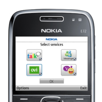 Nokia E72 listo para llegar a las tiendas