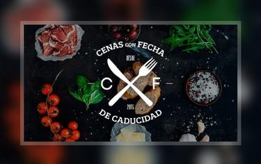 Cenas con Fecha de Caducidad, proyecto solidario contra el desperdicio de alimentos y el hambre infantil