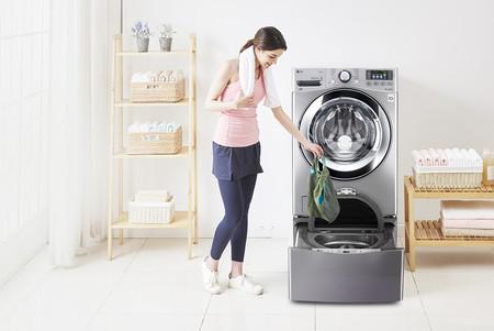 El verdadero ahorro de usar un doble tambor en lavadoras