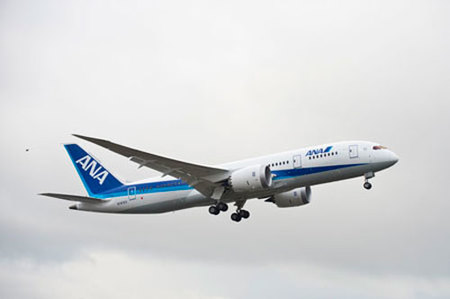 Siguiendo al Boeing787