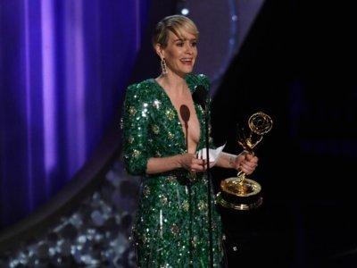 Has visto muchas veces a Sarah Paulson, la gran triunfadora de los Emmy 2016