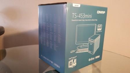 Caja del TS-453 mini