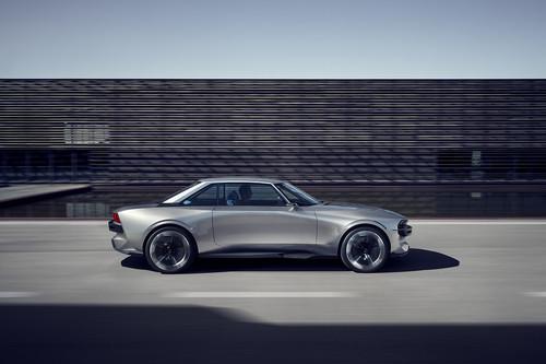 El Peugeot e-Legend y otros nueve prototipos que nos hacen soñar con un futuro vintage