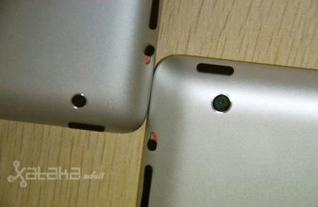 Cámara trasera iPad 2 vs El Nuevo iPad