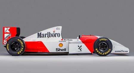 Mclaren MP4/8A de Ayrton Senna