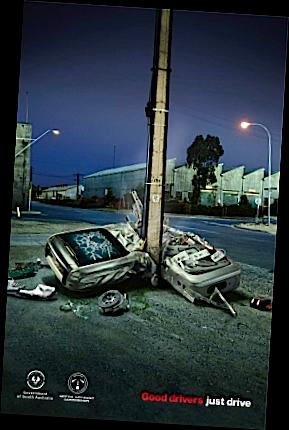 Imagen de la Semana: No al móvil mientras conduces