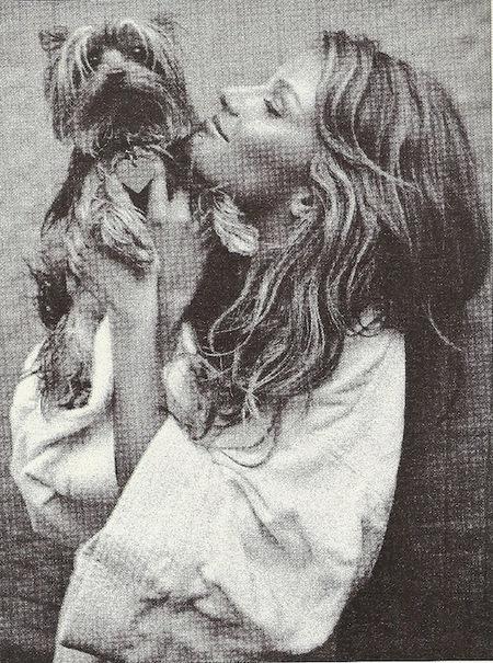 La vida de Gisele Bündchen no será la misma sin su perra, está claro