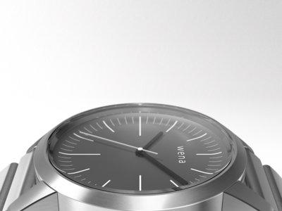 La inteligencia del reloj Sony Wena Wrist está en la correa, un nuevo proyecto First Flight