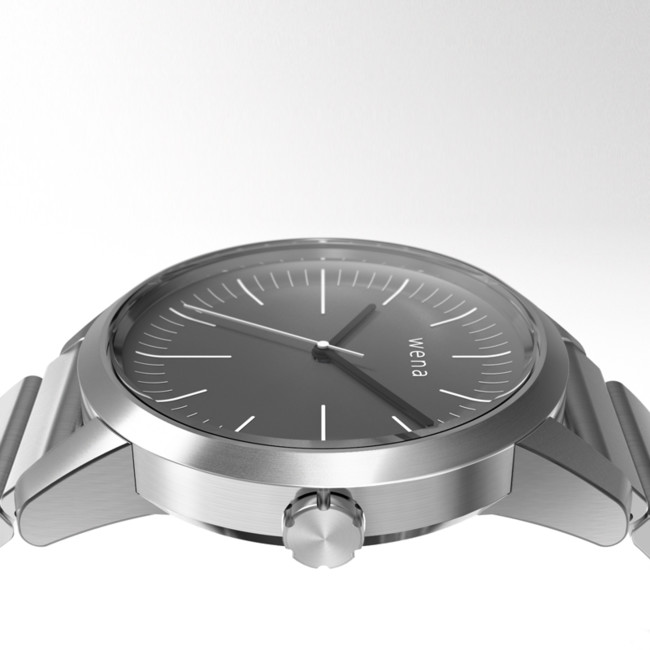 Zoom Silver 3hands 800