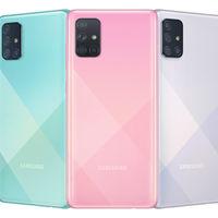 Samsung Galaxy A71: una renovación de la serie A que homogeneiza un nuevo diseño y mantiene los 64 megapíxeles